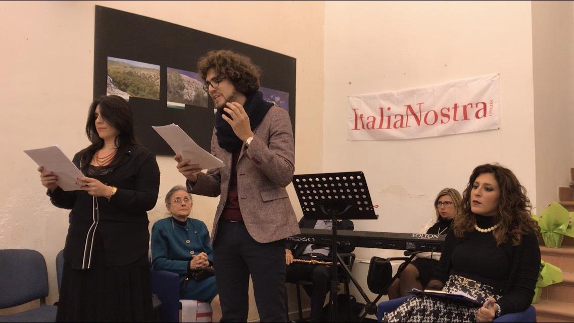 ITALIA NOSTRA – MELILLI PRESENTA L'ULTIMA RICERCA DEL DOTT. GIUSEPPE IMMÈ