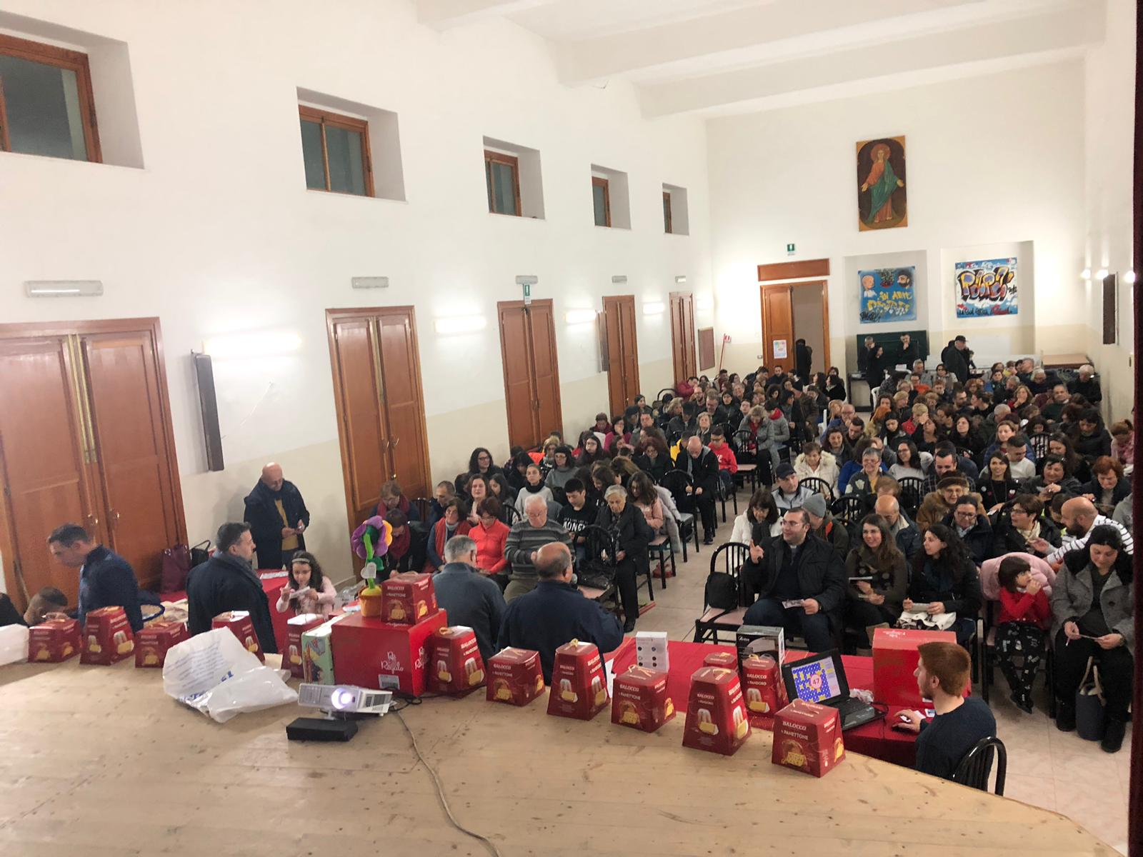 ACI TREZZA: UNA TOMBOLA PER FESTEGGIARE I 25 ANNI DELLA CONFRATERNITA SAN GIOVANNI BATTISTA