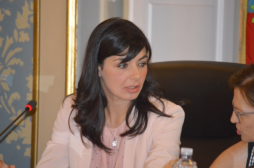 ROSSANA CANNATA: PIENA SOLIDARIETA' ALLA COLLEGA AVVOCATO GABRIELLA MAZZONE