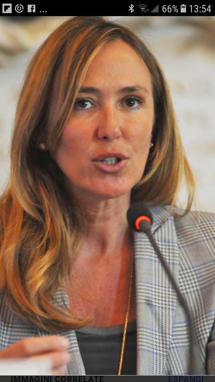 Stefania prestigiacomo il nuovo vice presidente della for Commissione bilancio camera