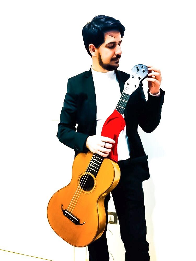 IL CHITARRISTA SIRACUSANO VALERIO MASSARO VINCE L'INTERNATIONAL MUSIC COMPETITION