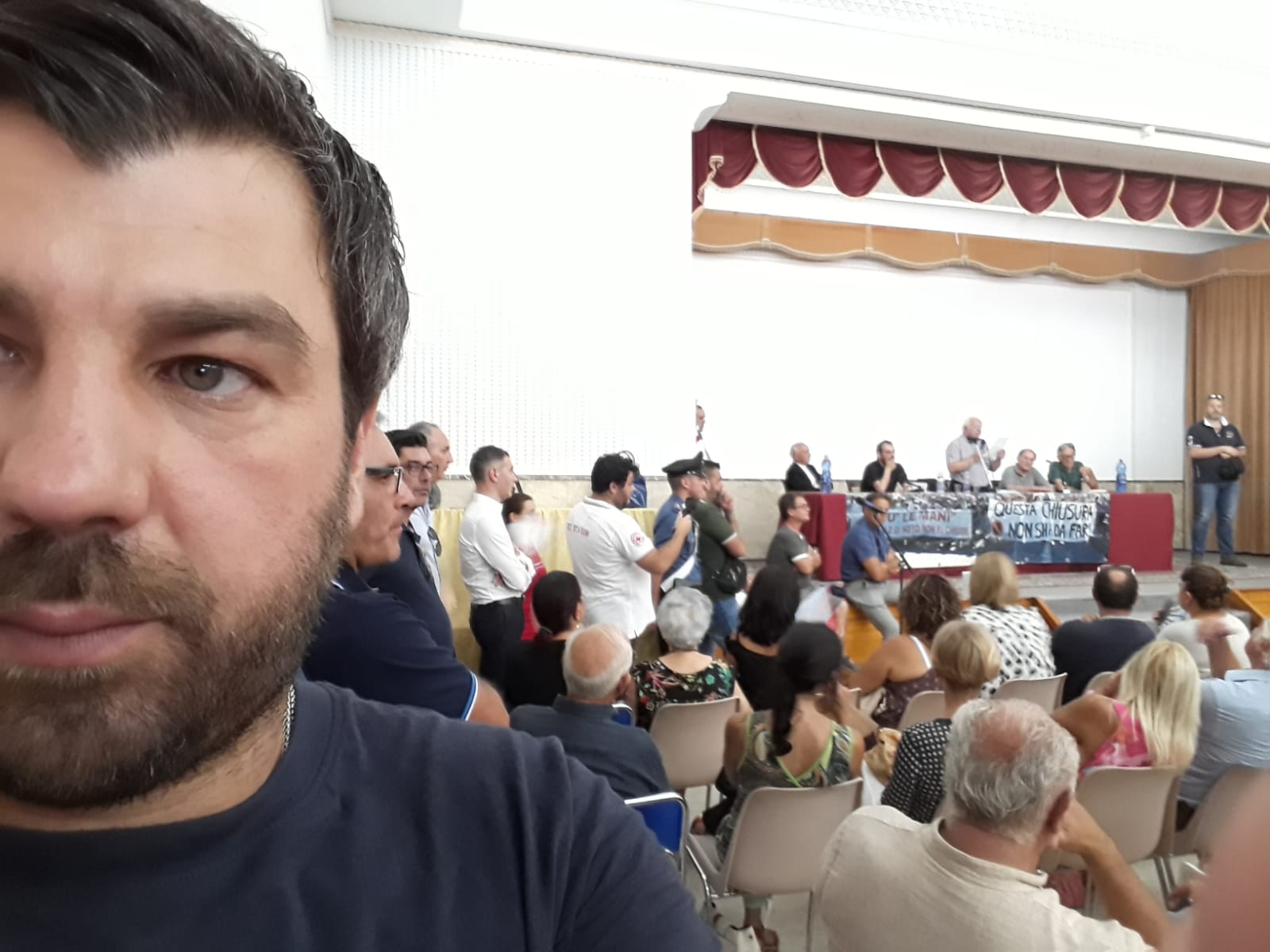 SPADOLA: A ROSOLINI 200 FAMIGLIE SENZA STIPENDI E IL COMUNE PERDE UN MILIONE