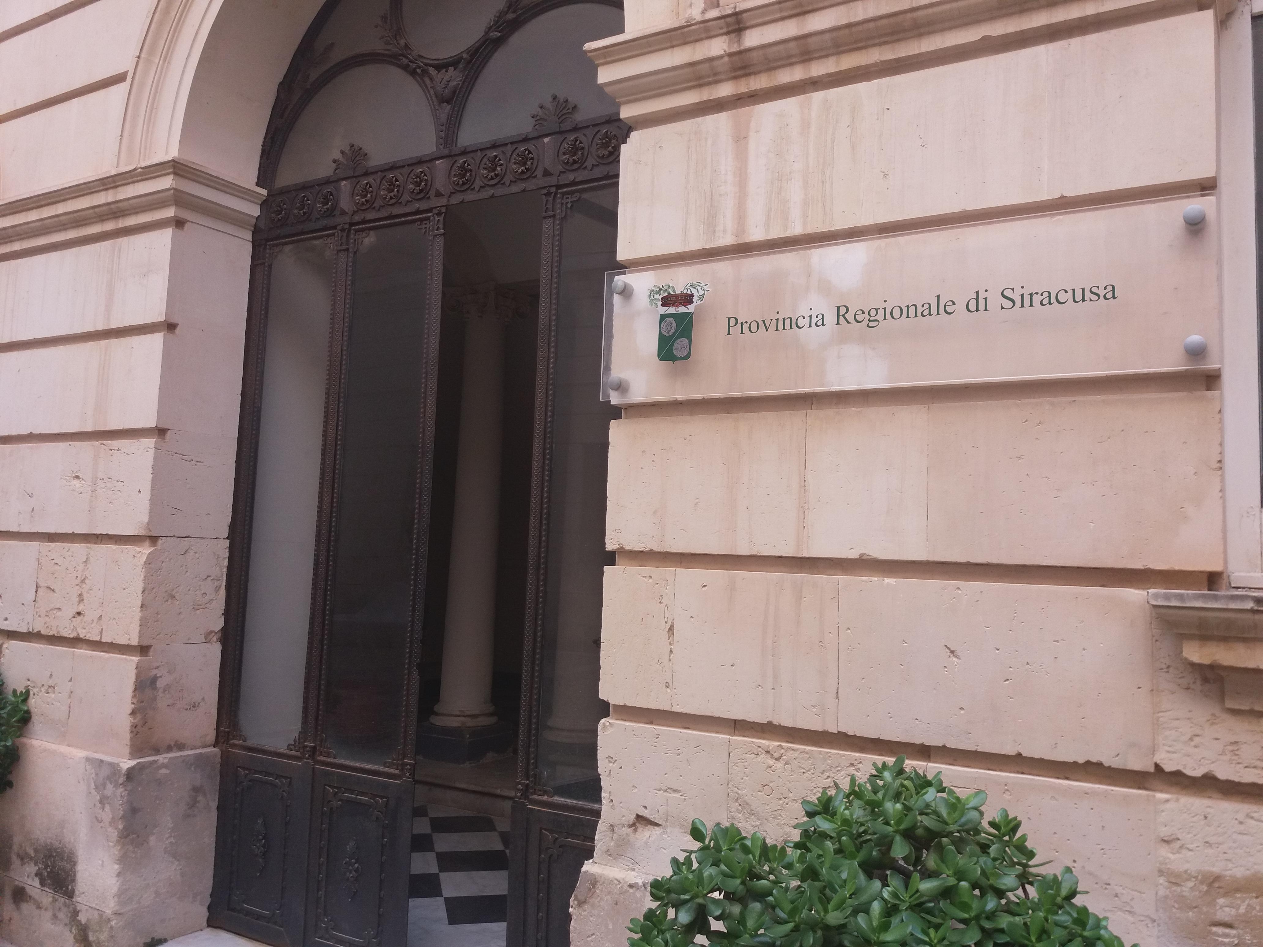 COMITATO SCUOLE SICURE SOLIDALE COI DIPENDENTI DEL LIBERO CONSORZIO DI SIRACUSA
